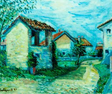 Borgo di Ariis