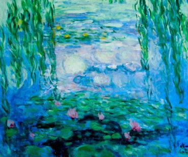 Le Ninfee – Monet